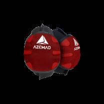AZEMAD Rodilleras Mini Hockey Eclipse