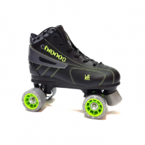 KRF Patines Completos Hockey Chronos Gris/Verde New