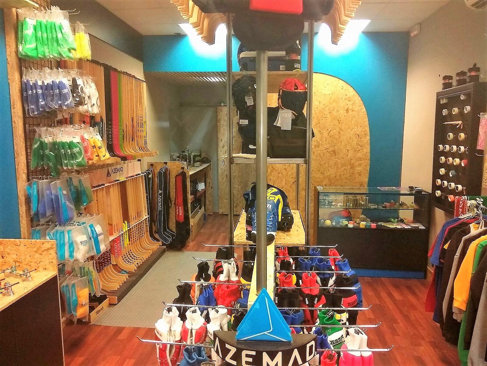 tienda hockey